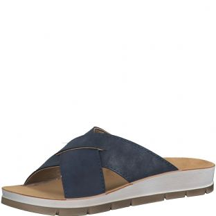 Marco Tozzi 2-27410-24 844 Navy Womens Sandals